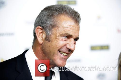 Mel Gibson, JW Marriot at LA Live