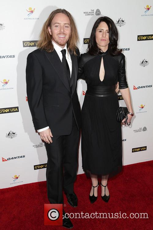 Tim Minchin and Sarah Minchin 2