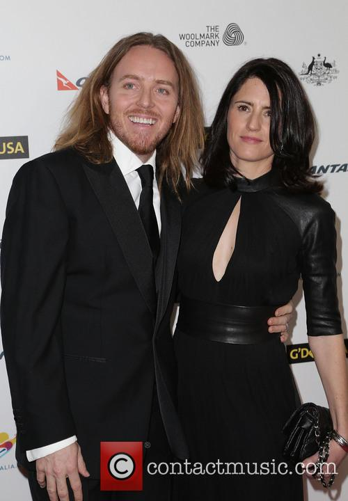 Tim Minchin and Sarah Minchin 1