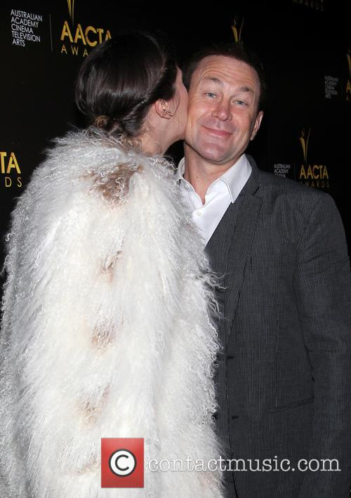Kate Buchwald and Grant Bowler 2