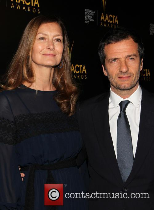 Rose Uniacke and David Heyman 1