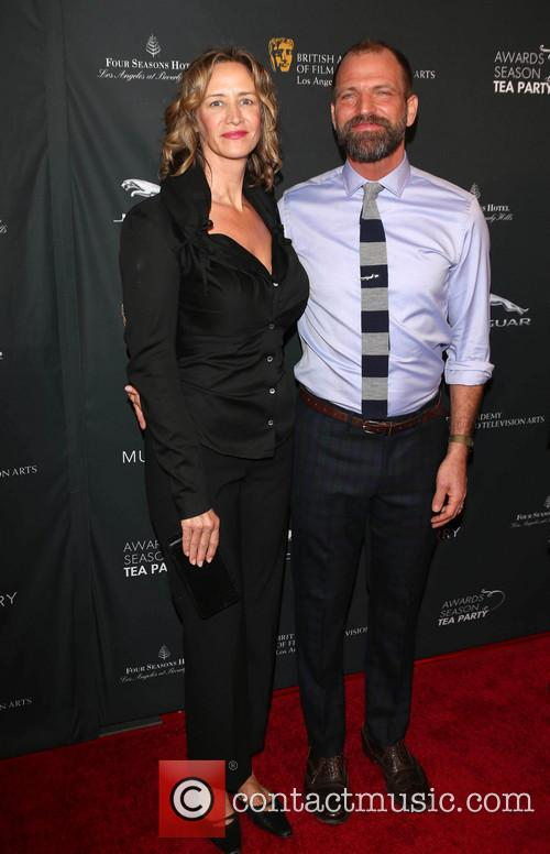 Janet Mcteer and Joe Coleman 2