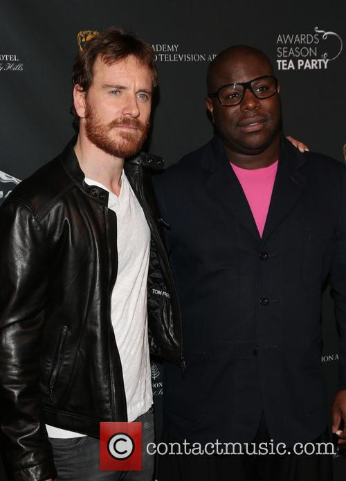 Michael Fassbender and Steve Mcqueen 6
