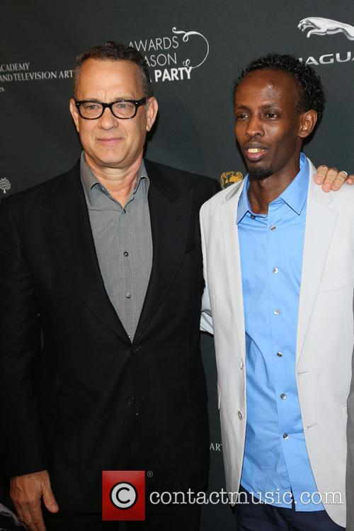 Tom Hanks and Barkhad Abdi 1