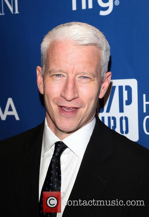 Anderson Cooper, Montage Hotel