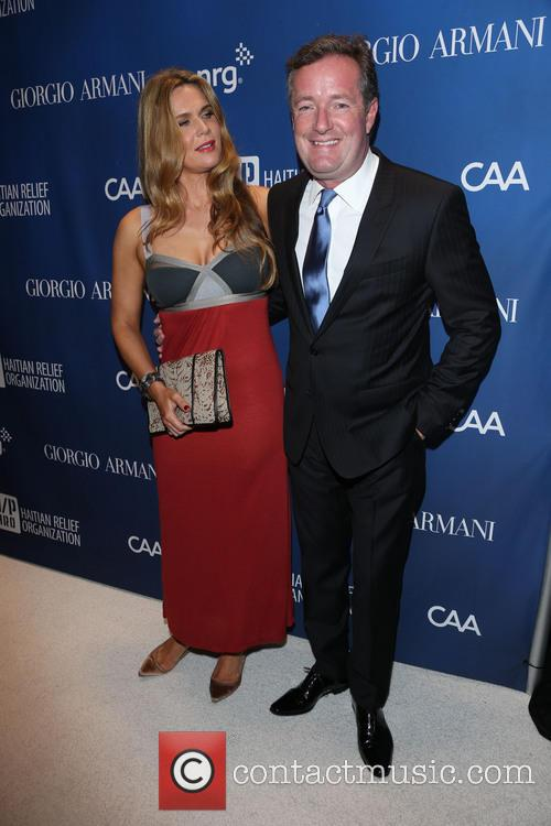 celia walden piers morgan sean penn 3rd annual 4020484