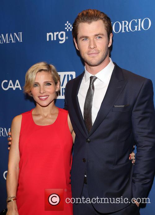 Elsa Pataky and Chris Hemsworth 2