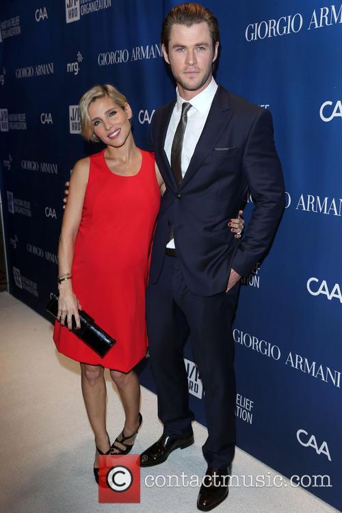 Elsa Pataky and Chris Hemsworth 3
