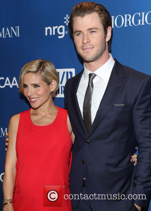 Elsa Pataky, Chris Hemsworth, Montage Hotel