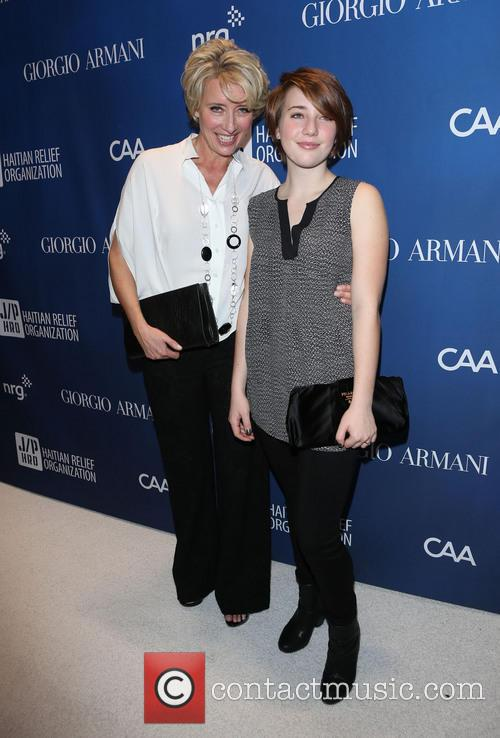 Emma Thompson and Gaia Wise 4