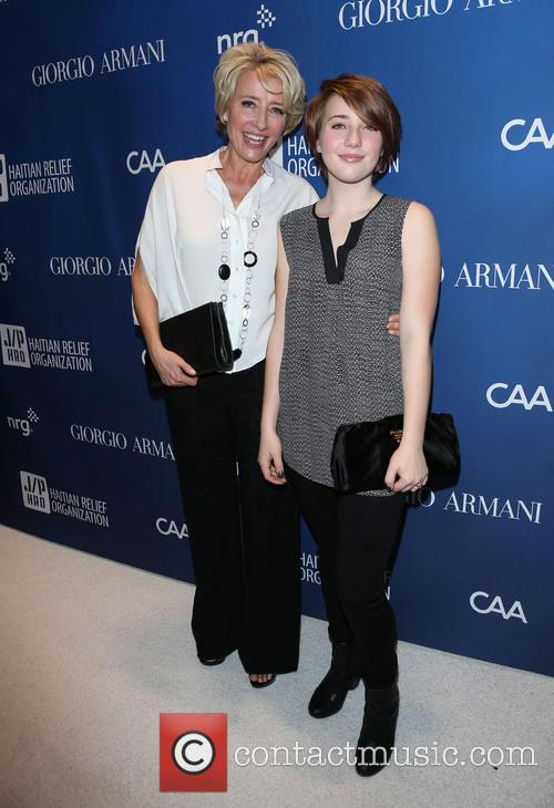 Emma Thompson and Gaia Wise 5