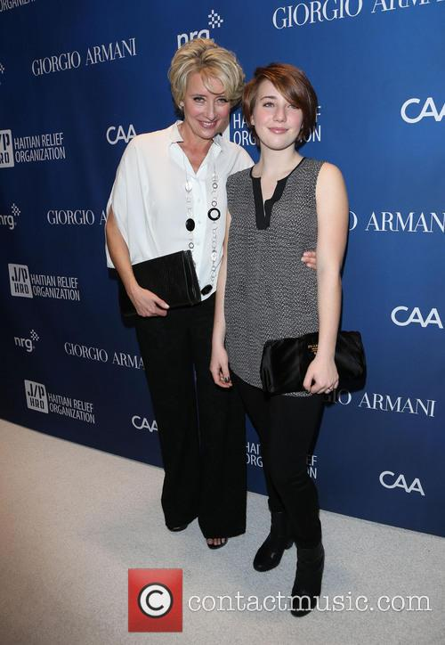 Emma Thompson and Gaia Wise 7