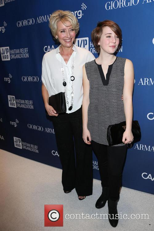Emma Thompson and Gaia Wise 10