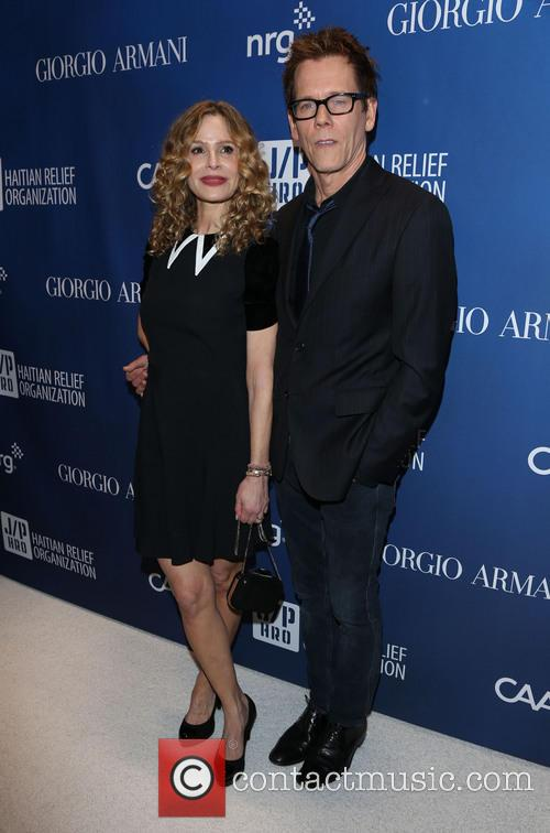 Kyra Sedgwick and Kevin Bacon 4