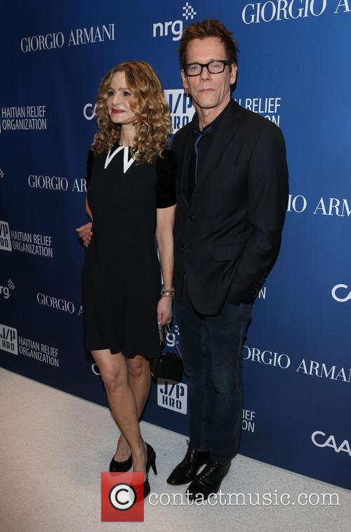 Kyra Sedgwick and Kevin Bacon 1