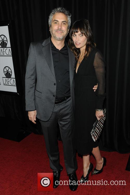 Alfonso Cuaron, InterContinental Los Angeles