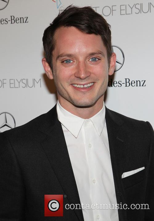 Elijah Wood, Guerin Pavilion at the Skirball Cultural Center