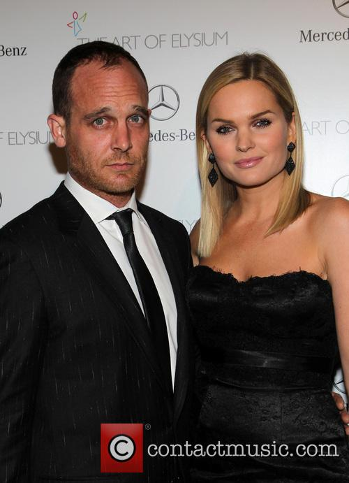 Ethan Embry, Sunny Mabrey, Guerin Pavilion at the Skirball Cultural Center