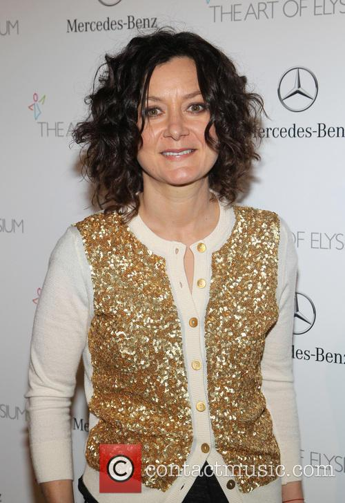 Sara Gilbert, Guerin Pavilion at the Skirball Cultural Center
