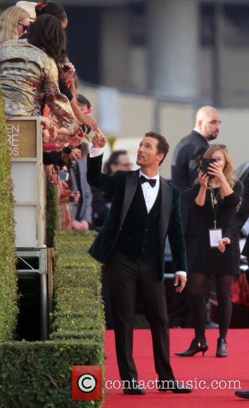 matthew mcconaughey 71st annual golden globe awards 4020954