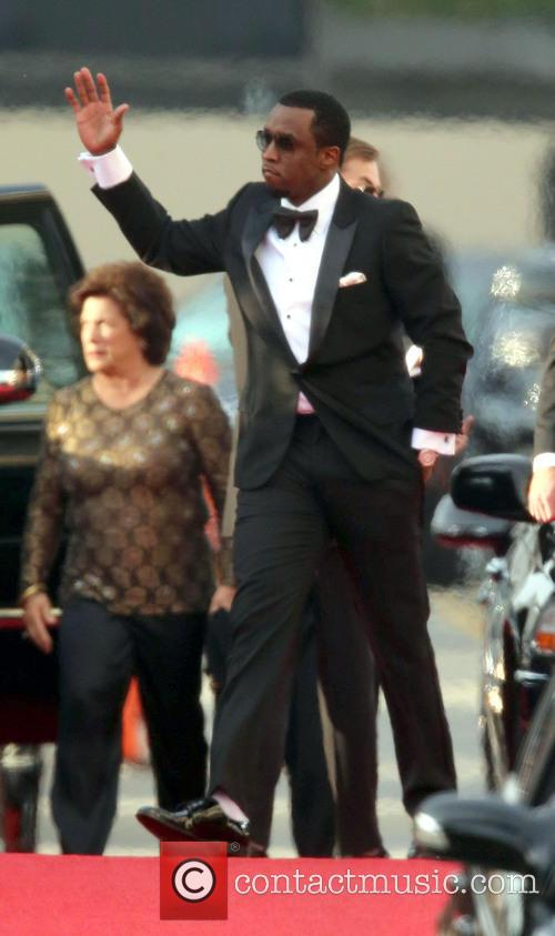 Sean Combs, Beverly Hills, Golden Globe Awards, Beverly Hilton Hotel