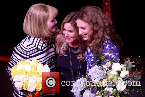 Anika Larsen, Sherry Goffin Kondor and Jessie Mueller 2
