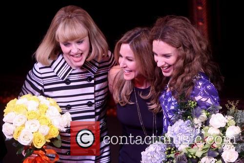 Anika Larsen, Sherry Goffin Kondor and Jessie Mueller 5