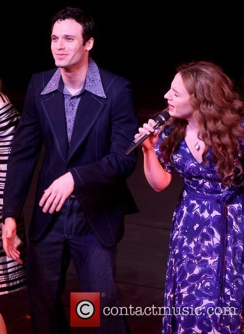 Jake Epstein and Jessie Mueller 1