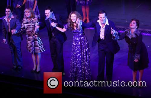 Opening Night for Broadway's Beautiful - Curtain Call