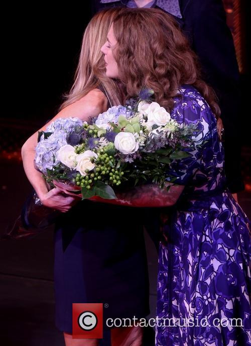 Sherry Goffin Kondor and Jessie Mueller 2