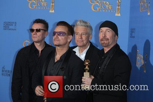larry mullen jr l r bono adam clayton the 4022369