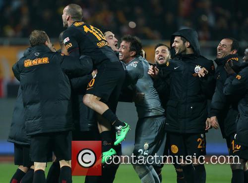 Galatasaray Players 11