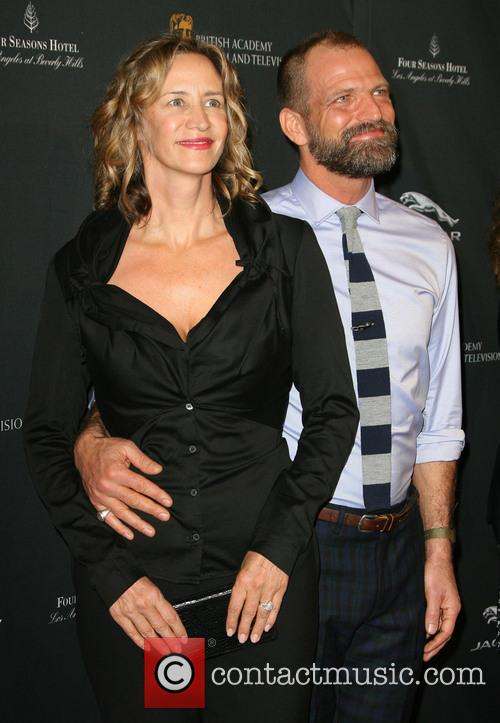 Janet Mcteer and Joe Coleman 1