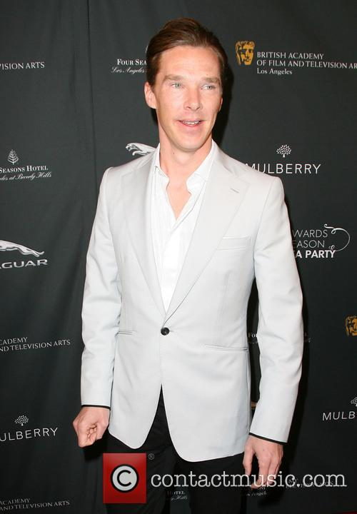 Benedict Cumberbatch, Four Seasons Hotel