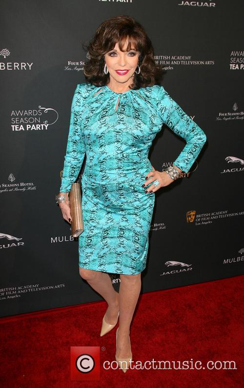 Joan Collins, Four Seasons Hotel