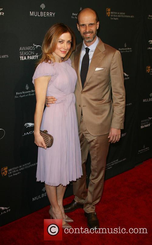 Sasha Alexander and Edoardo Ponti 2