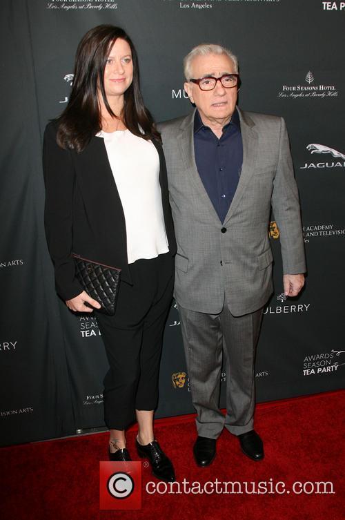 Emma Tillinger Koskoff and Martin Scorsese 1