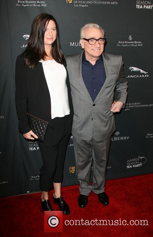 Emma Tillinger Koskoff and Martin Scorsese 2