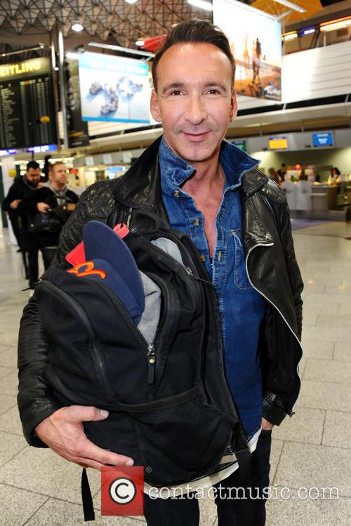 Celebrities leaving to Australia for german RTL TV...