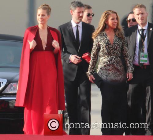 Amy Adams, Beverly Hills, Golden Globe Awards, Beverly Hilton Hotel