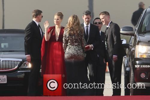 Amy Adams, Darren Le Gallo, Golden Globe Awards, Beverly Hilton Hotel