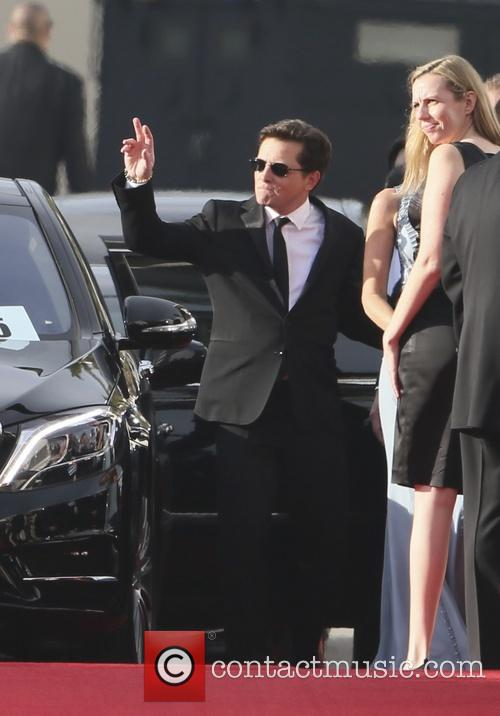 Michael J. Fox, Golden Globe Awards, Beverly Hilton Hotel