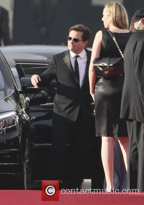 Michael J. Fox, Golden Globe Awards, Beverly Hilton Hotel