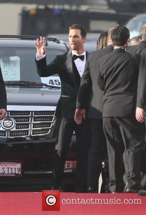 Mathew McConaughey 3