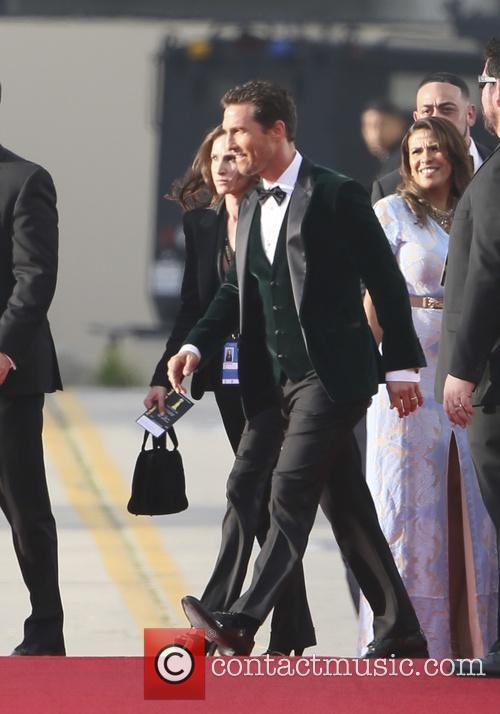 Mathew McConaughey 12