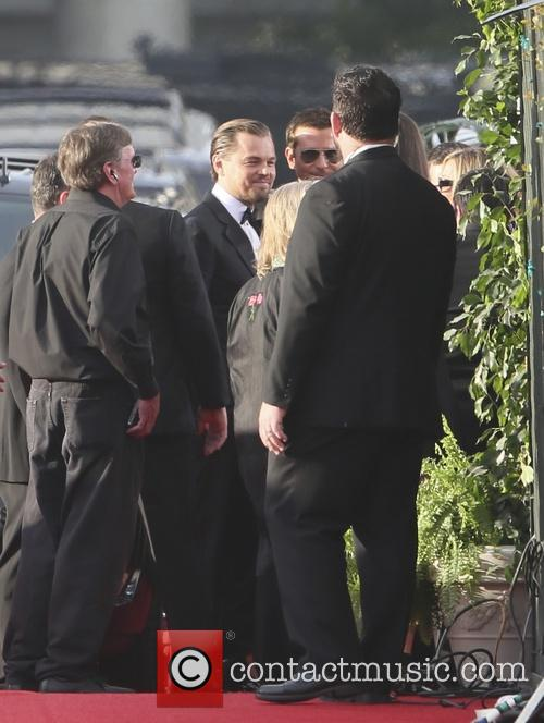Leonardo Dicaprio and Bradley Cooper 7