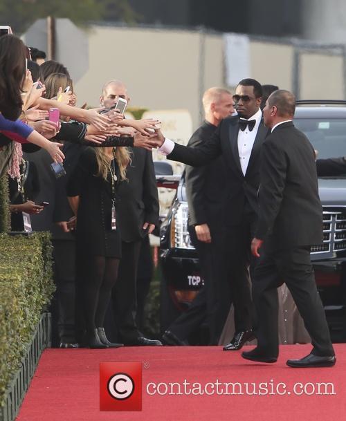 Puff Daddy, Golden Globe Awards, Beverly Hilton Hotel