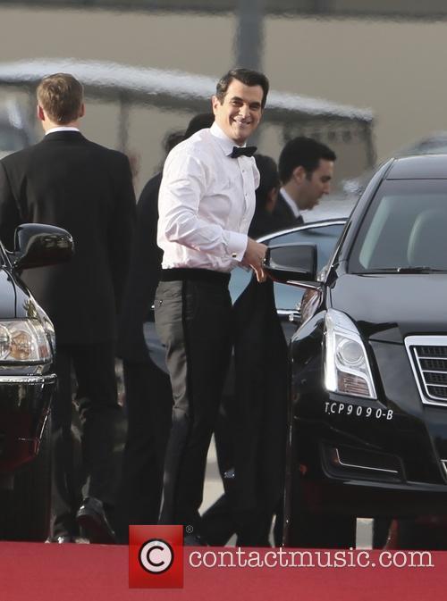Ty Burrell, Golden Globe Awards, Beverly Hilton Hotel