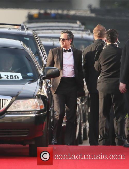 Mark Ruffalo, Golden Globe Awards, Beverly Hilton Hotel