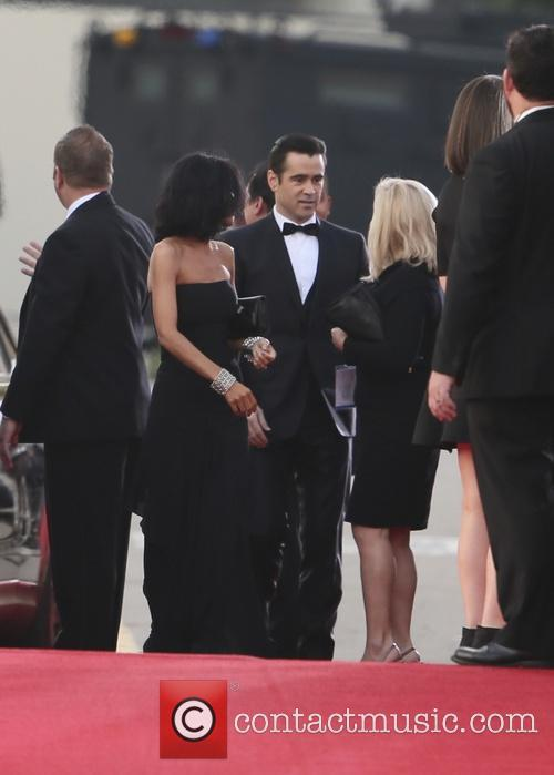 Colin Farrell and Claudine Farrell 4